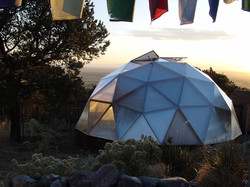 Norway/Scotland - Geodesic Domes