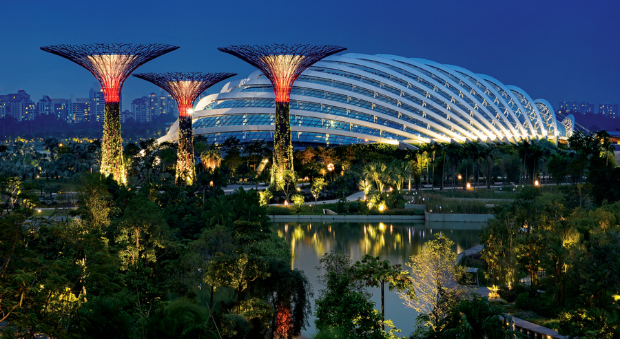 Green in Future - Singapore