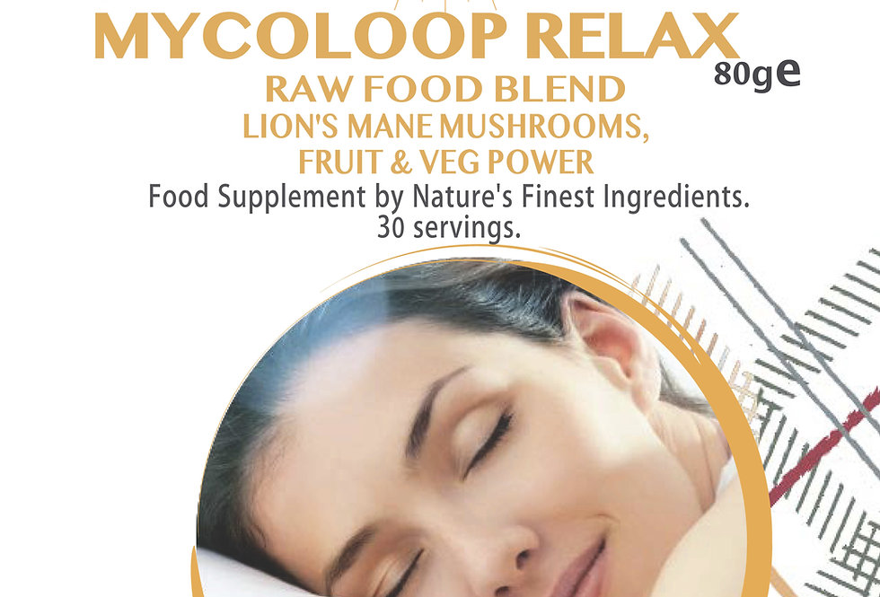 Superfood - Mycoloop Relax (limited edition)