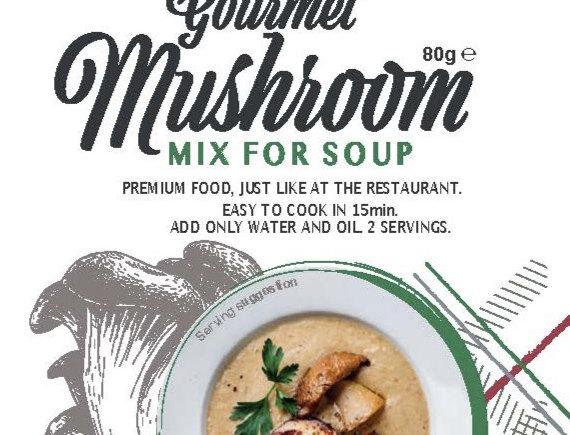 Gourmet Mushroom Soup