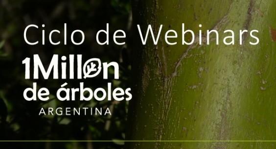 Ciclo de Webinars de Semana del Árbol