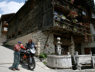 Off the Beaten Path: Where We Ride