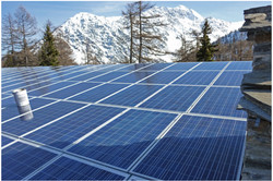 Fotovoltaico La Thuile
