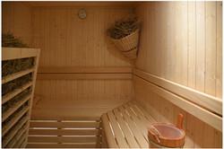 Sauna al fieno