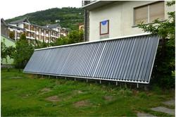 Solare termico Aosta