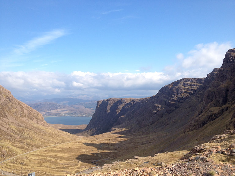 Road to Applecross