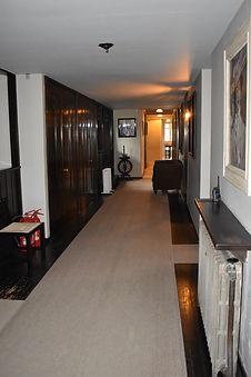 Hill House - hallway