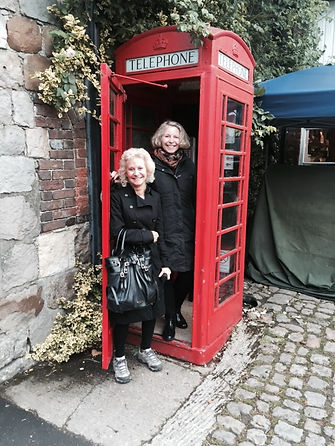 Sue Bowman & Sue Protheroe
