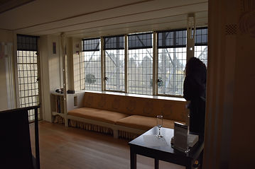 Hill House - room