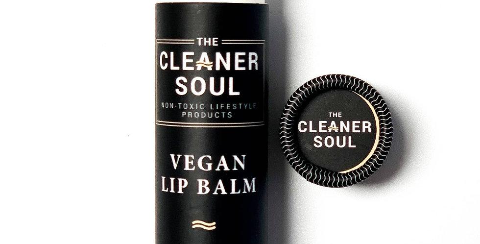 Soothing Vanilla Lip Balm (Vegan)