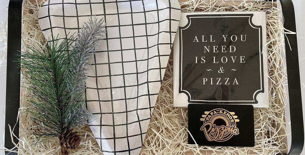 Papa Kenos Pizza Gift Basket