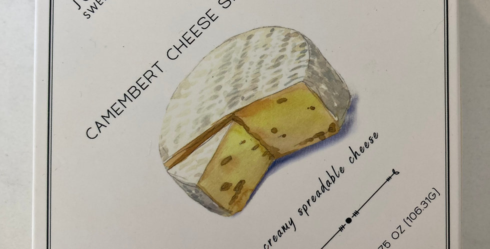 White Camembert Cheese Spread