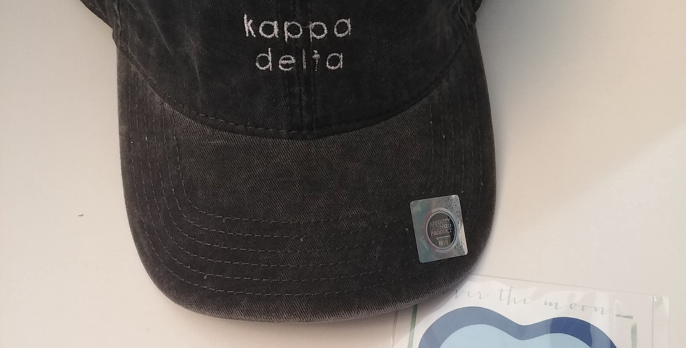 Hat+ Decal