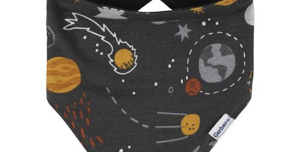 Space Bandana Bib/Burb Cloth