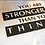 Thumbnail: Stronger than you think sweat towel
