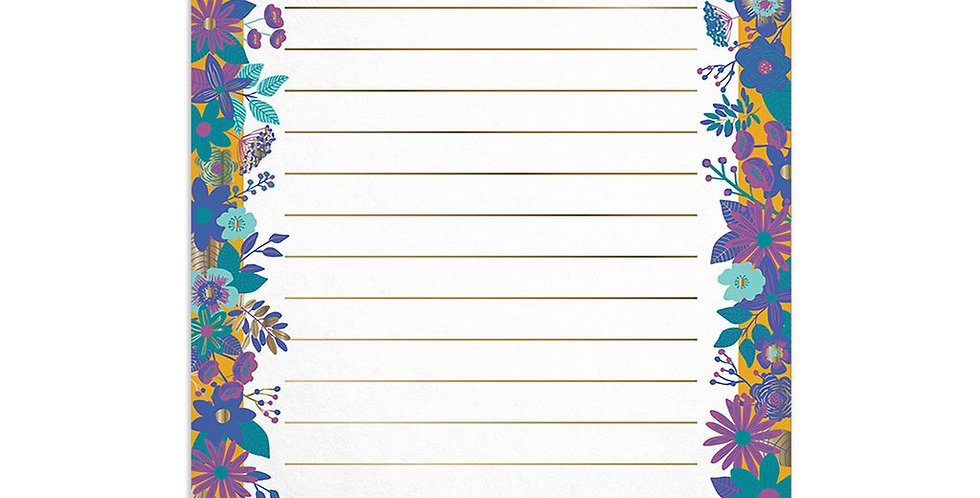 Alpha Delta Pi Notepad