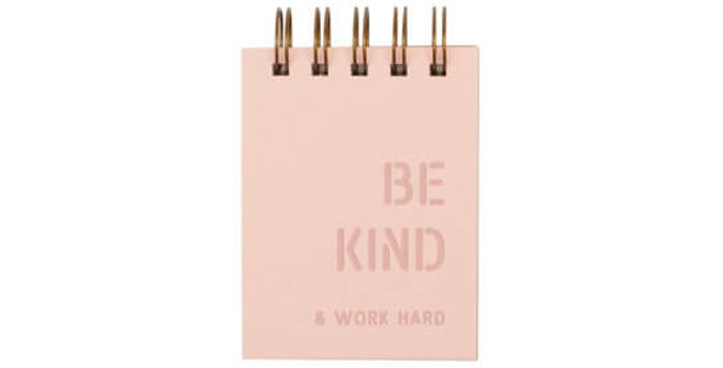 Be Kind Mini Jotter