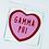 Thumbnail: Sorority Sweet Heart Decal