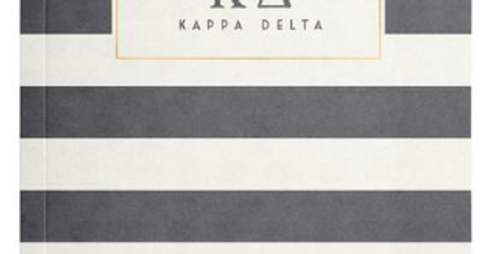 Kappa Delta Notebook