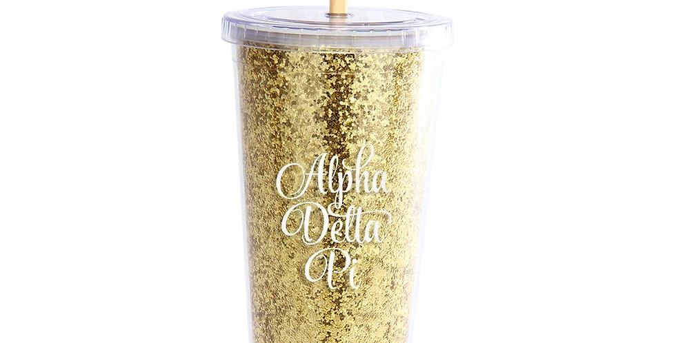 Alpha Delta Pi Tumbler