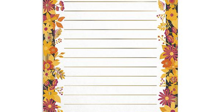 Kappa Alpha Theta Notepad