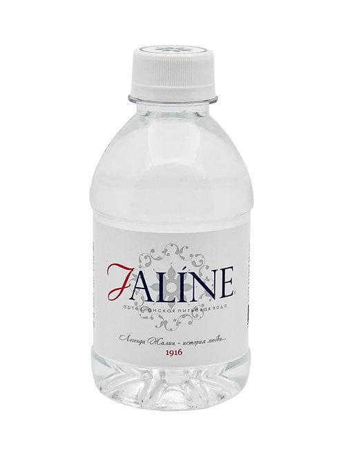 Питьевая вода премиум класса JALINE (Жалин), негаз. 0.25 л