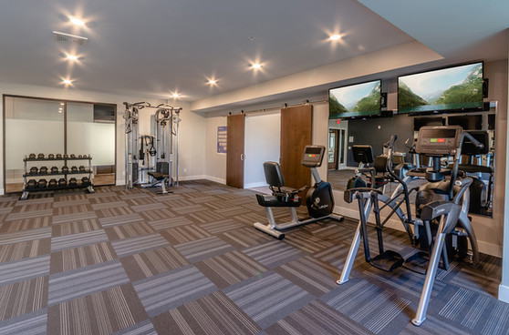 The Heights 55 Plus Fitness