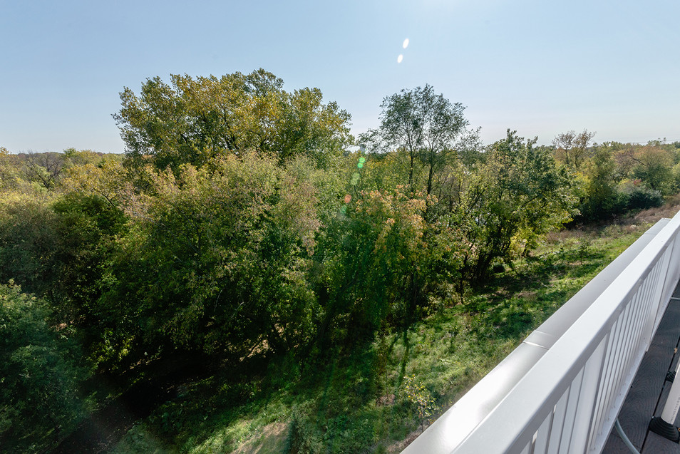 The Heights 55 Plus Rooftop Deck Views