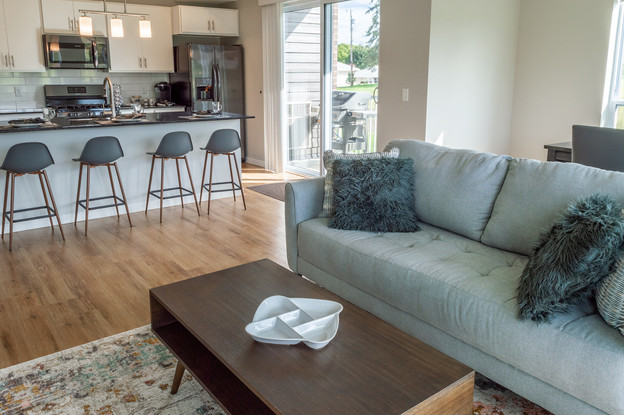 The Heights Model Apartment