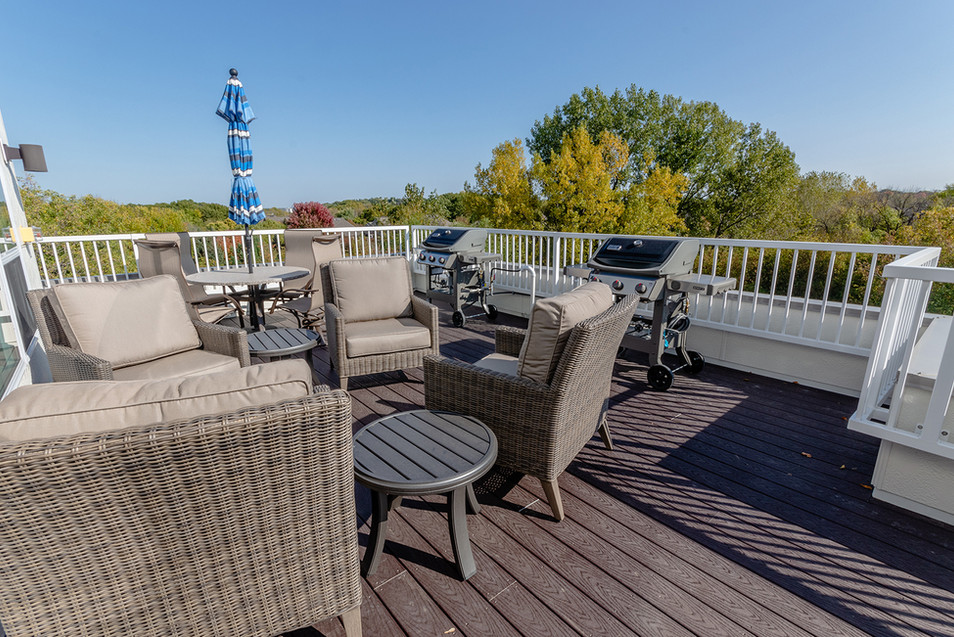 The Heights 55 Plus Rooftop Deck