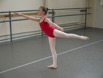 Grade 3 Ballet
