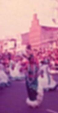 A Águia de Ouro na Avenida em 1977