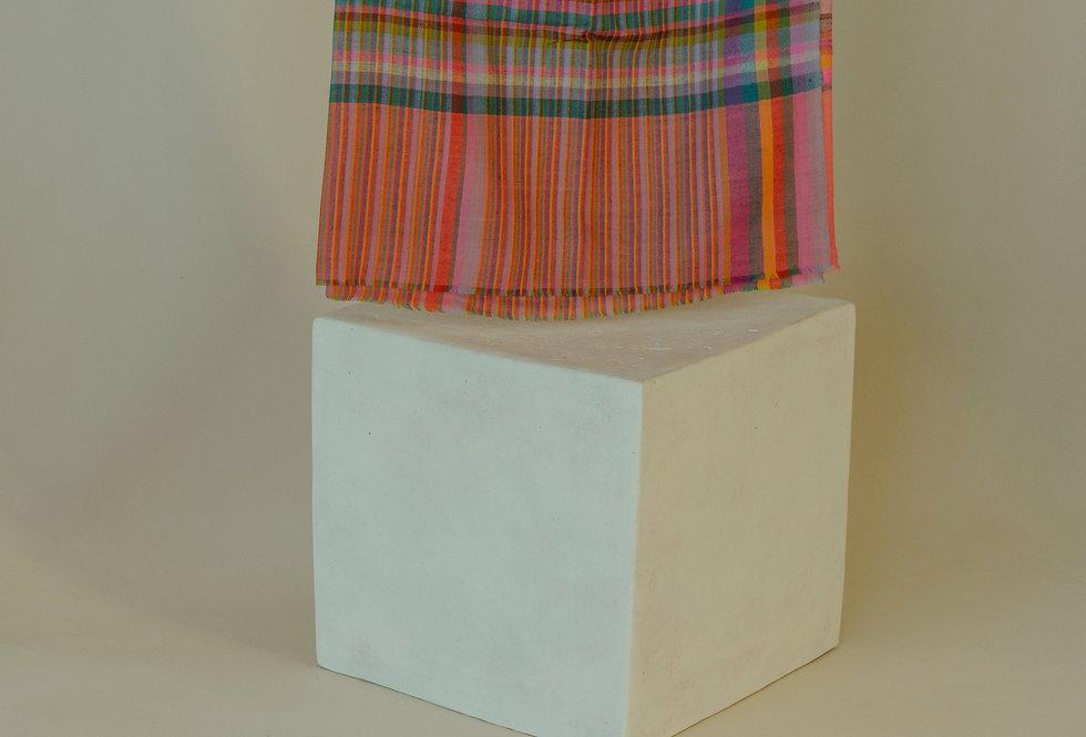 Gerbera Handwoven Shawl