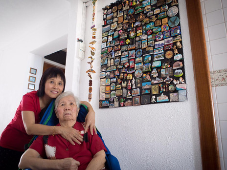 Janet Koh: What Care Means To Me