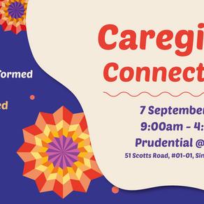 Caregivers Connect 2019 - 7 September 2019