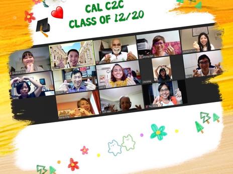 Virtual Celebrations for Caregivers at Online C2C Graduations
