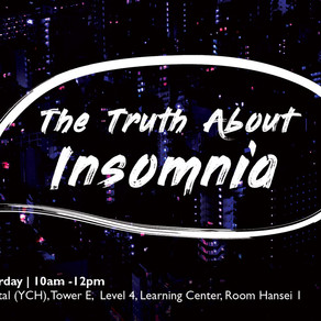 The Truth About Insomnia