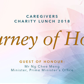 Caregivers Charity Lunch 2018