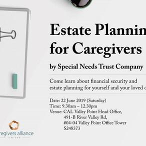 Estate Planning for Caregivers