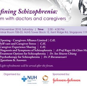 Redefining Schizophrenia