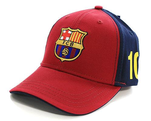 FCバルセロナ リオネル・メッシ ベースボールキャップ