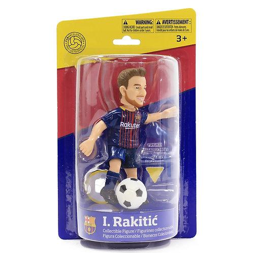 FCバルセロナ イヴァン・ラキティッチ(Ivan Rakitic) コレクティブル アクションフィギュア