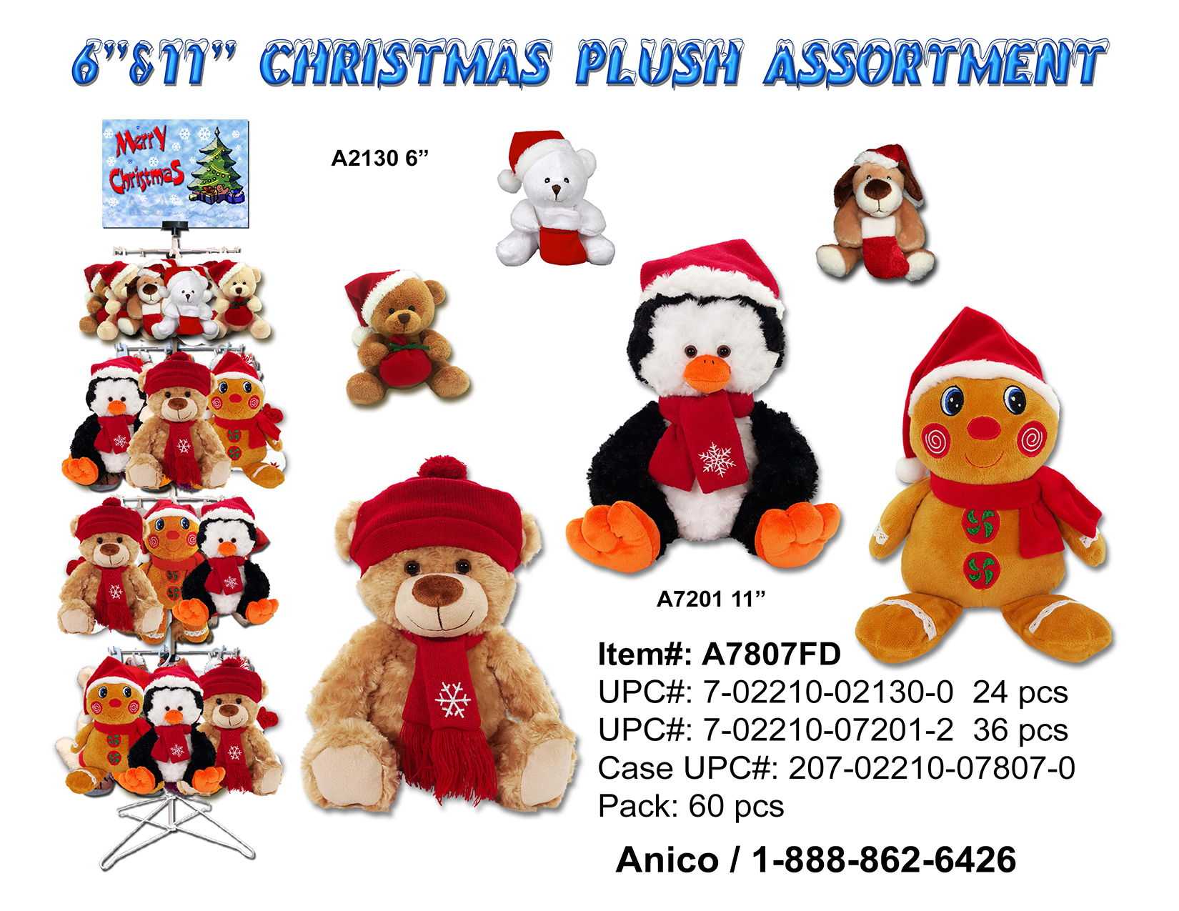 A7807FD Christmas Sheet for Email 100219