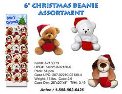 A2130PR Christmas Beanie Sheet 011119 co