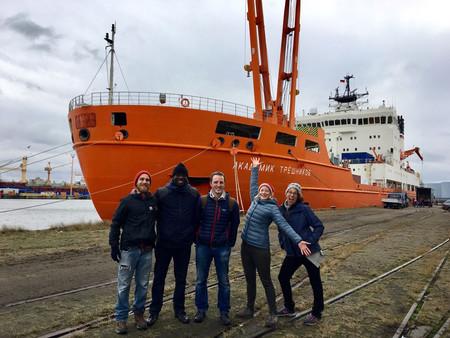 Life on a Russian Icebreaker: ACE Maritime University