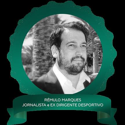 Remulo Marques_Jornalista e ex dirigente
