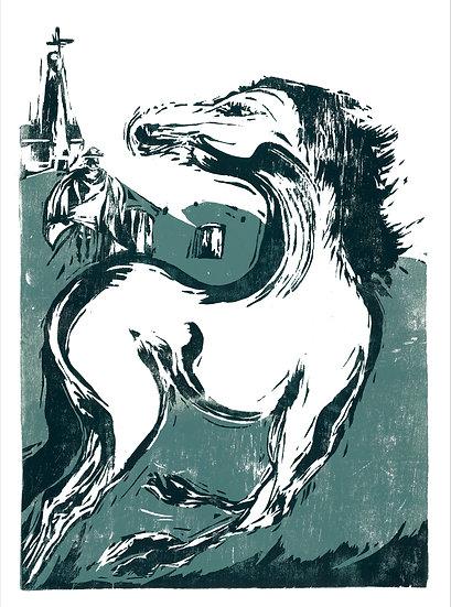 Horseman Pass By (W.B. Yeats)