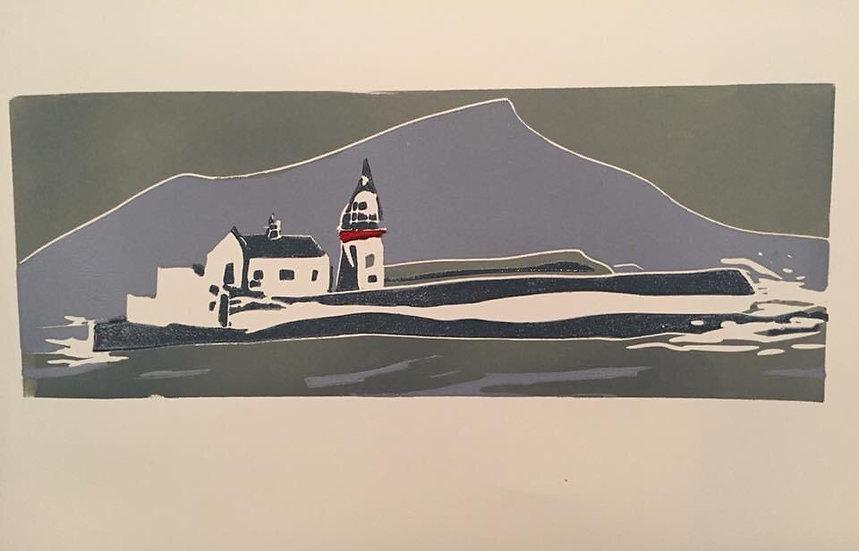 """"""" Inishgort Lighthouse """""""