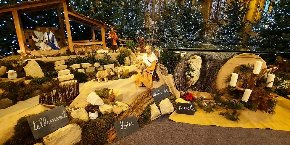 Messe de Noël avec inscription 20h