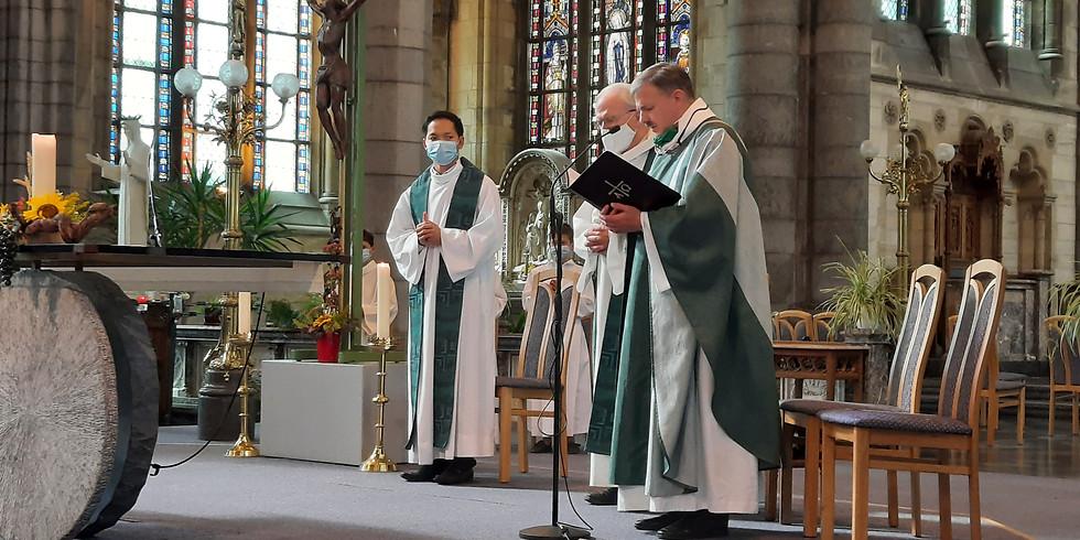 Messe dominicale  avec inscription 8h30   (2)
